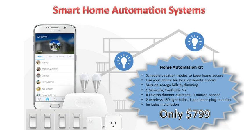 Home Automation Cost Best Companies Toronto