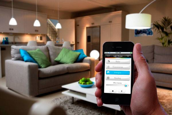 Home Automation Lighting Control Solve