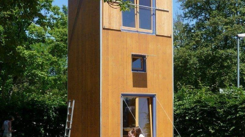 Home Box Container House Dwell Boxes