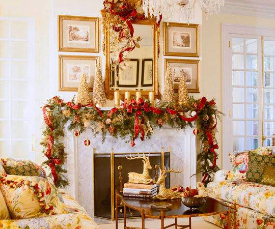 Home Christmas Decorating Best Season All