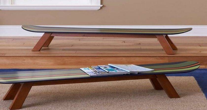 Home Craft Furniture Skateboard Projects Deck