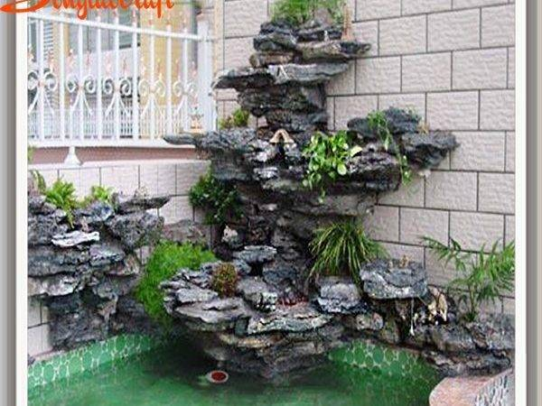Home Decor High Quality Garden Decorative Stone Wall