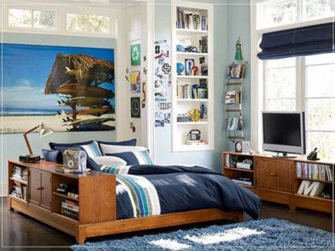 Home Decor Ideas Boy Bedroom