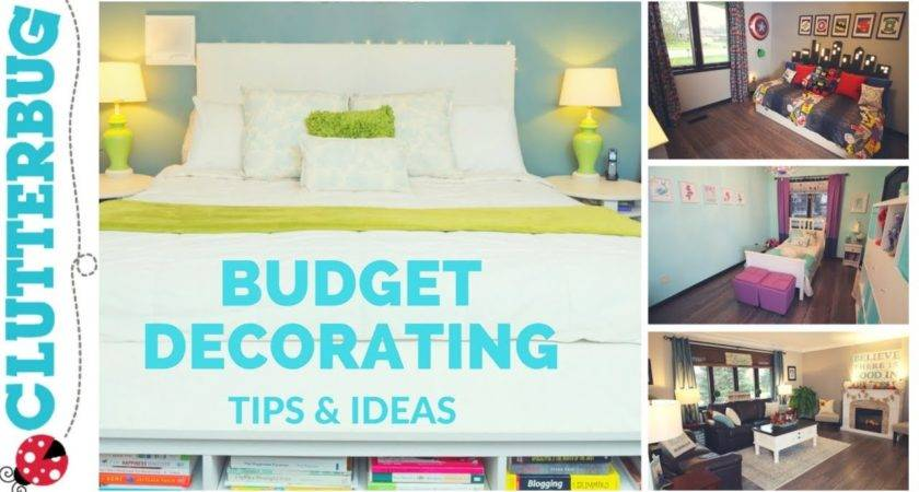 Home Decorating Tips Ideas Budget Youtube