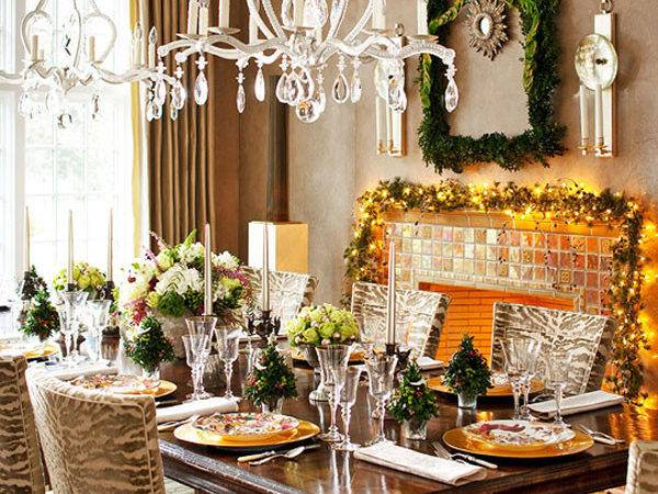 Home Decoration Design Christmas Ideas