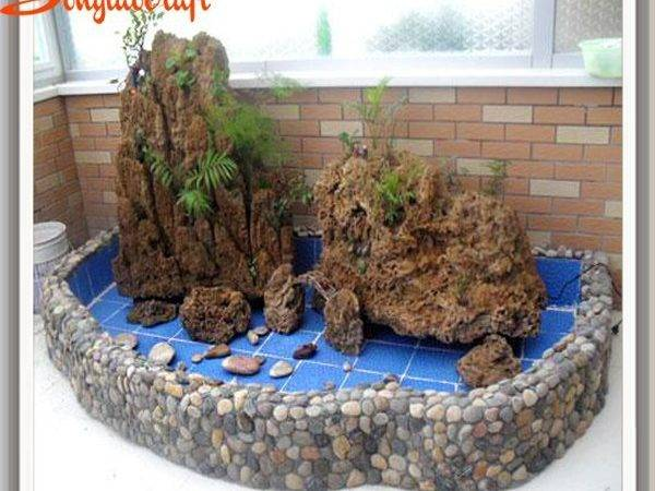 Home Decorative Fountains Waterfalls Landscape Small