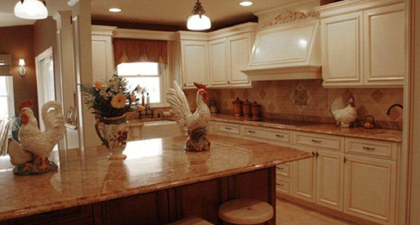 Home Design Ideas Applying Rooster Kitchen Cor Which