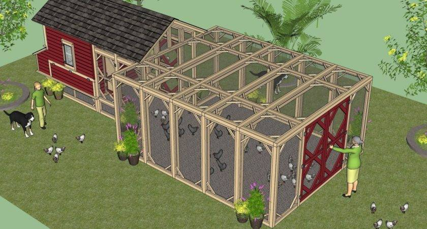 Home Garden Plans Chicken Coop