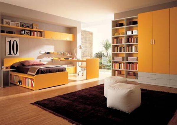 Home Interior Design Ideas Bedroom Teenage