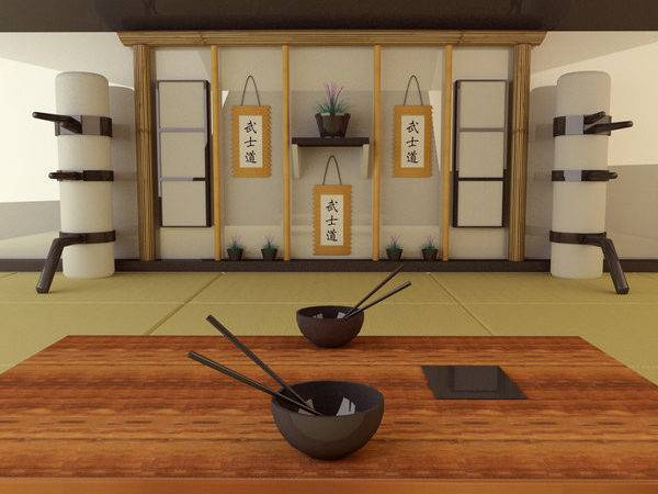 Home Interior Japanese Style