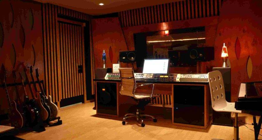 Home Music Studio Design Ideas Including Adam Ccc Decor