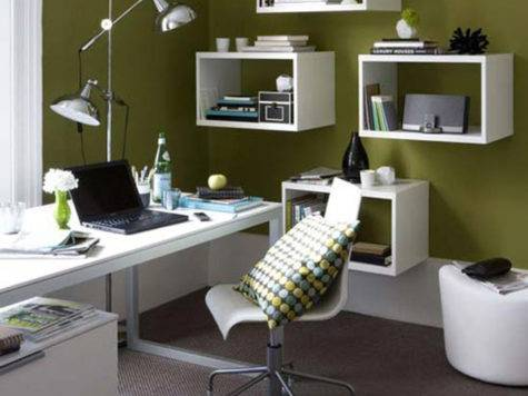 Home Office Design Small Ideas