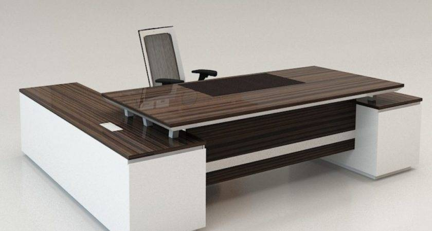 Home Office Furniture Contemporary Design Work Desk