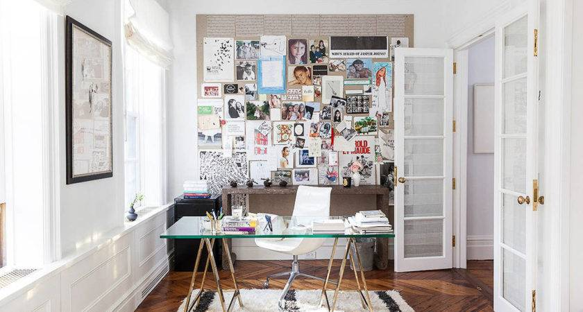 Home Office Inspiration Green Eyed Girl
