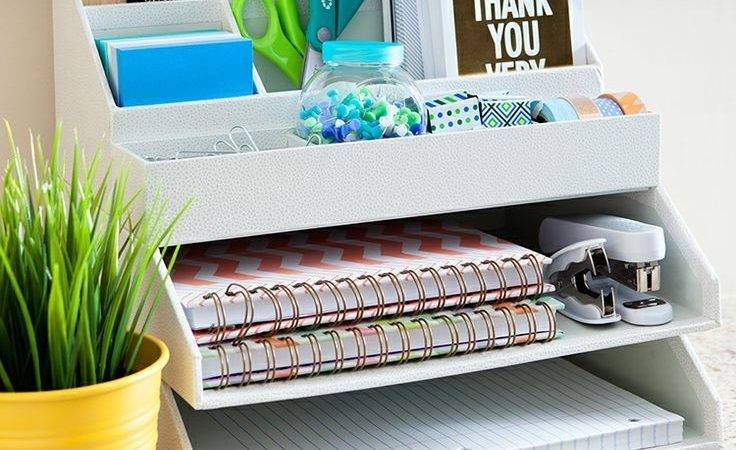 Home Office Organizing Cleaning Ideas Clear
