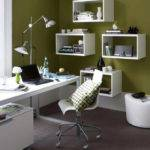 Home Office Small Decorating Ideas