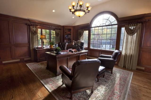 Home Office Traditional New York