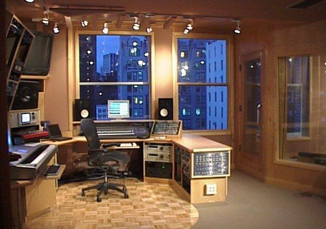 Home Recording Studio Design Plans Concept Information
