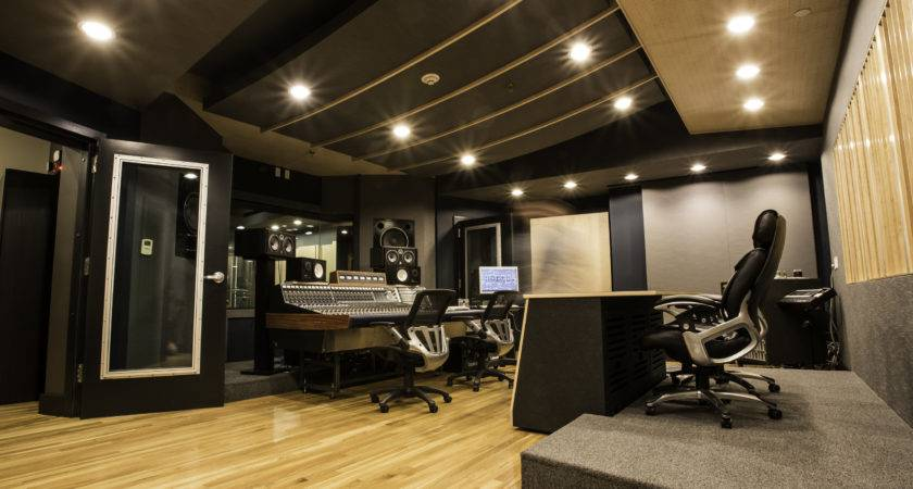 Home Recording Studio Design Plans Ideas