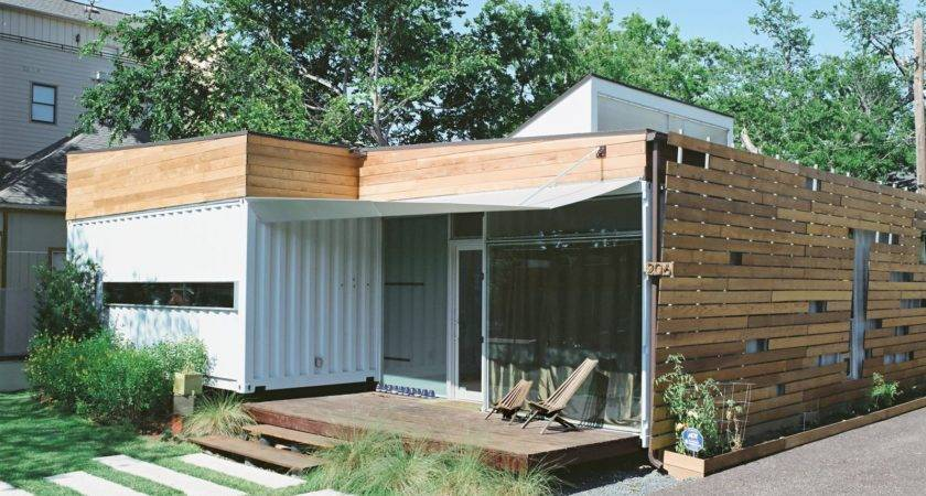 Home Shipping Container Can Make Work