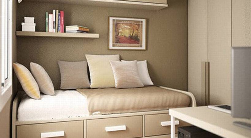 Home Spaces Furniture Bedroom Small