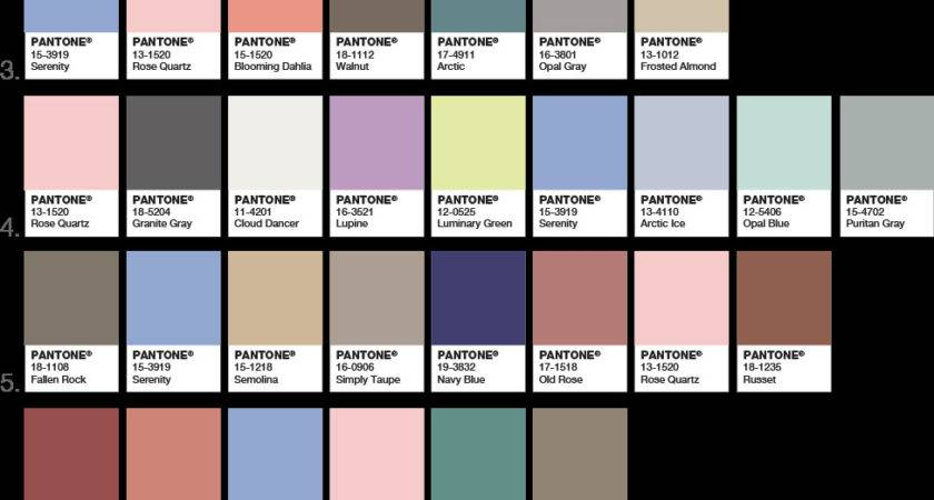Home Staging Serenity Using Pantone Color Year