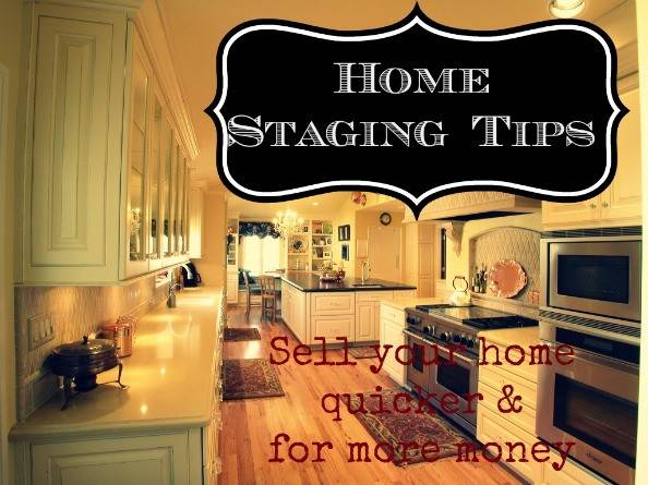 Home Staging Tips Sell Your Quickly