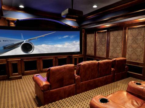 Home Theater Pinterest Theaters