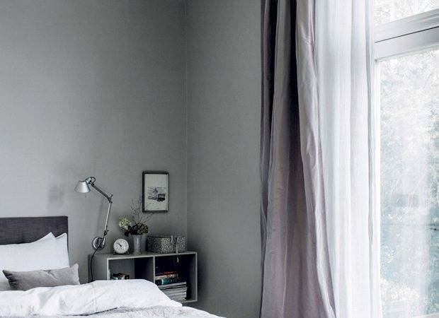 Home Tour Danish Cottage Calming Greys These Four