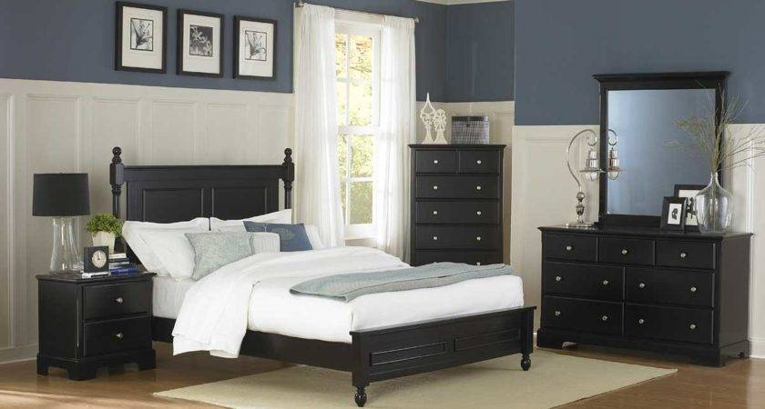 Homelegance Morelle Bedroom Set Black