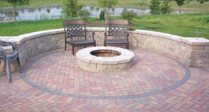 Homemade Fire Pit Perfect Accent Your Backyard