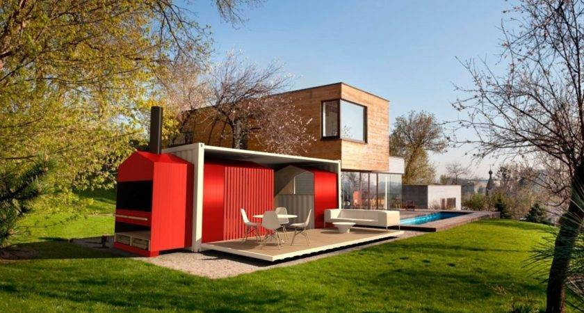 Homes Made Storage Containers Built