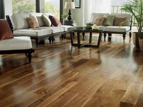 Homes Traditional Hardwood Flooring Other Metro