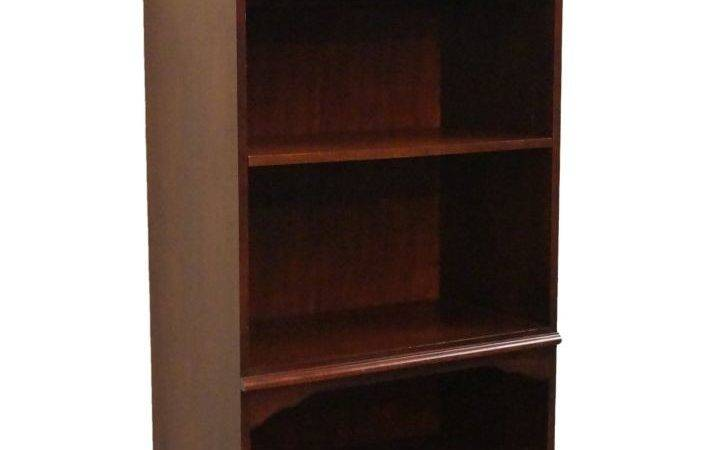 Hooker Furniture Cherry Bookcase Wall Unit
