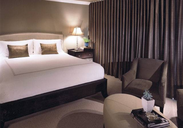 Hotel Inspired Luxury Transitional Bedroom New
