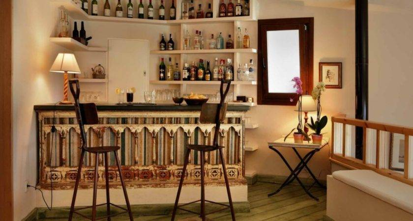 Hotel Nabia Models Designs Small Living Room Bar Wrought