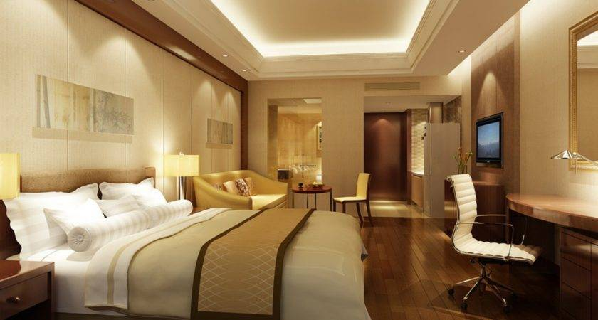 Hotel Room Interior Design Ideas