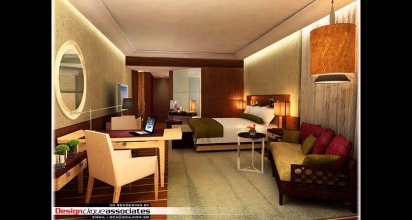Hotel Room Interior Home Design