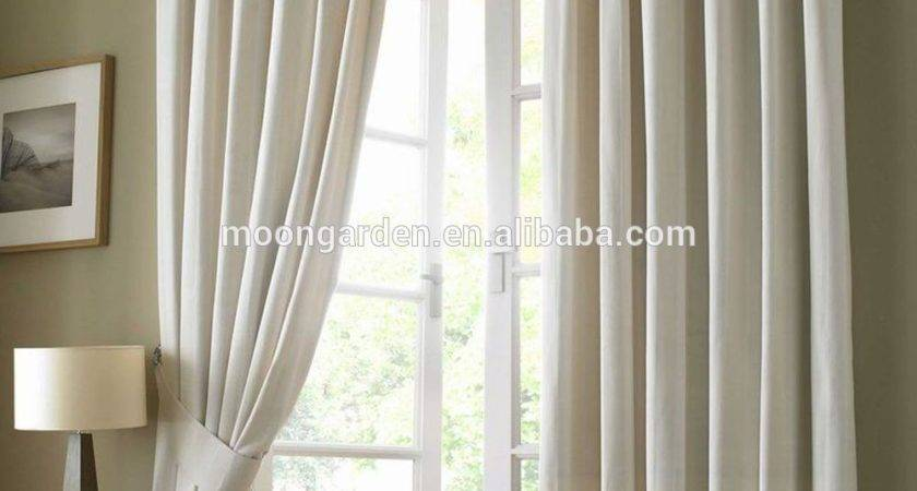 Hotel Style Curtains