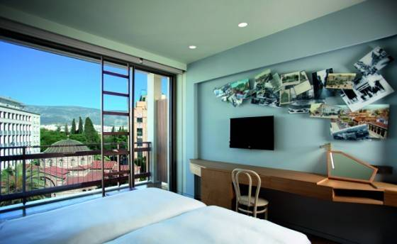 Hotels Athens