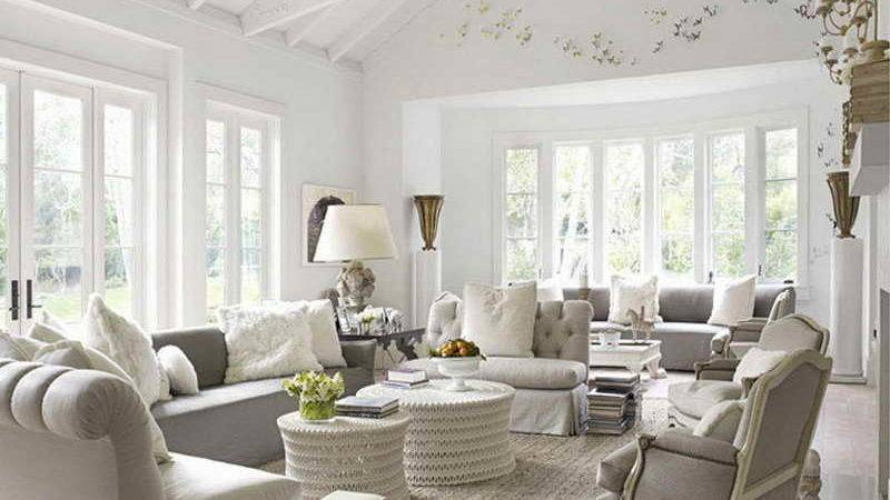 House Beautiful Living Rooms Modern