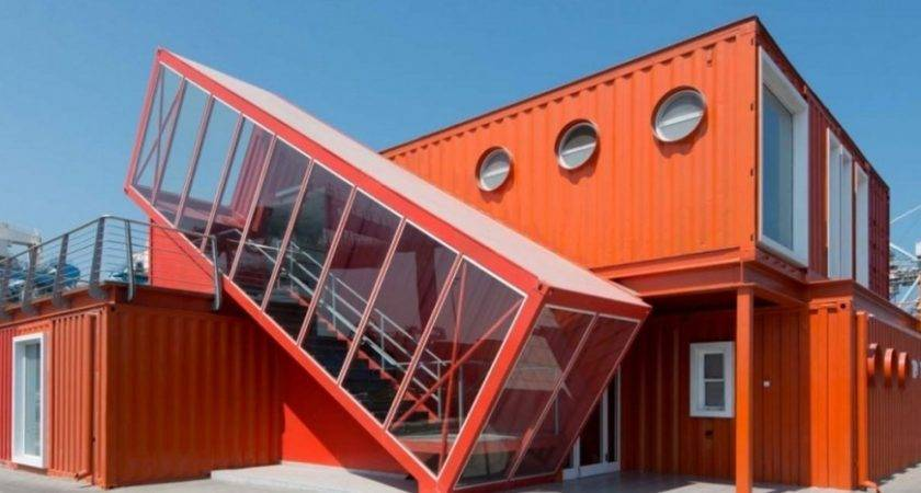 House Built Steel Shipping Containers Transport