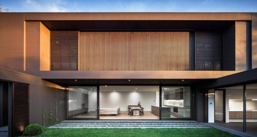House Colors Amazing Modern Facade Brown