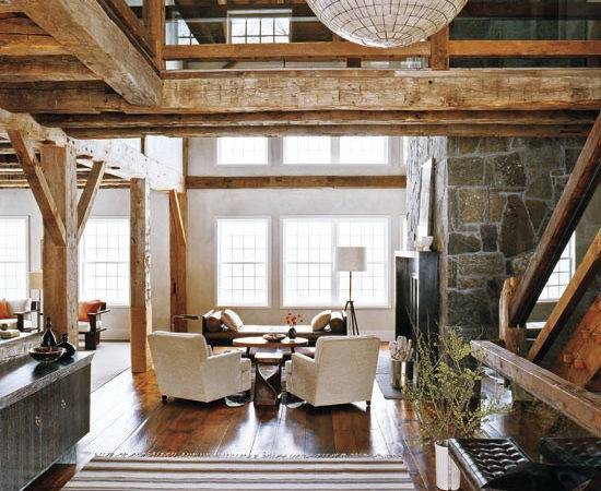 House Made Old Barn Home Building Furniture