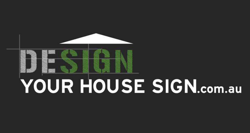 House Numbers Signs Design Your Sign