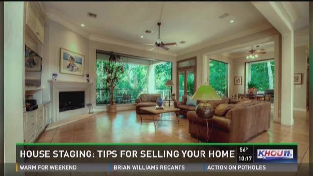 House Staging Tips Selling Your Home