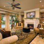 Houston Custom Living Rooms Bellaire