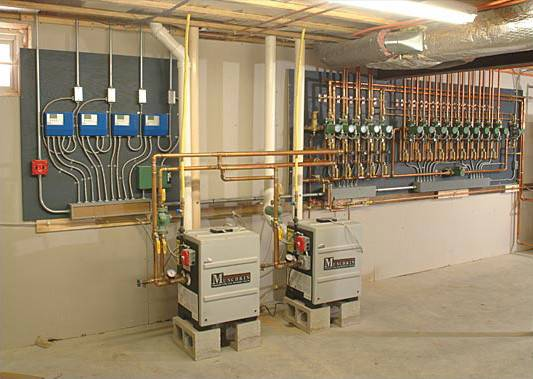 Hydronic Heating System Jim Lavallee Plumbing