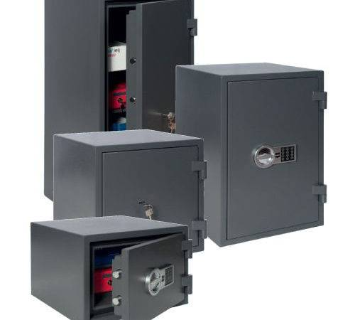 Ideal Home Veteran Carbon Fire Security