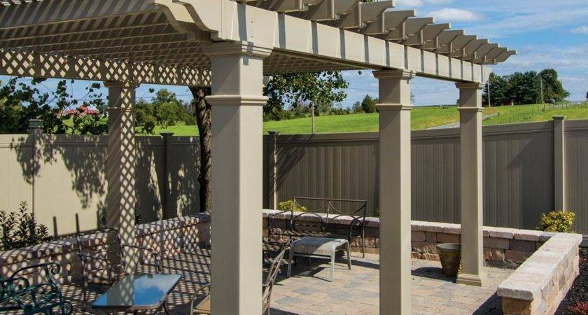Ideas Backyard Garden Pergola Lancaster County